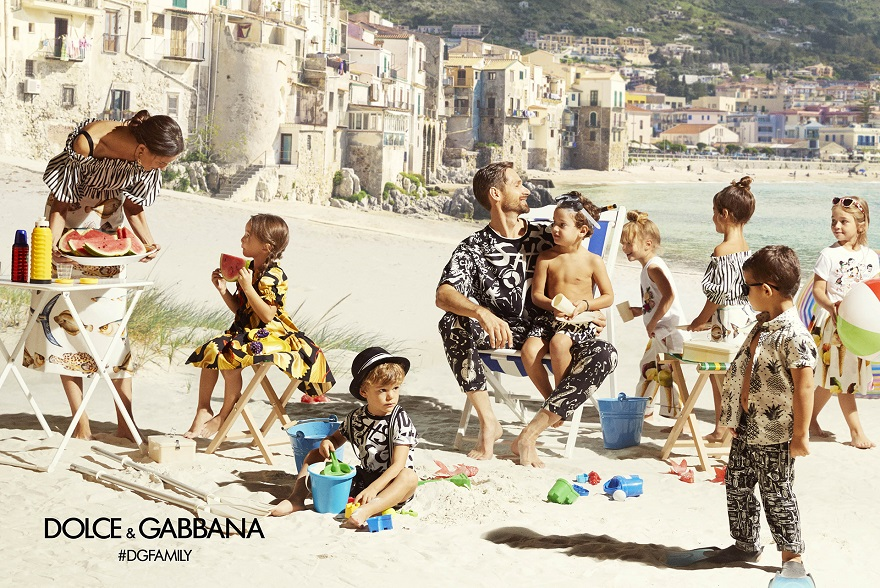 cozyvibe dolce and gabbana kids