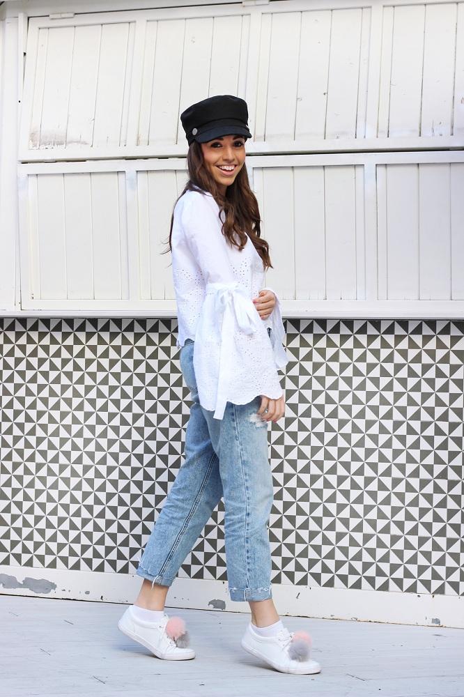 cozy vibe fashion tips white