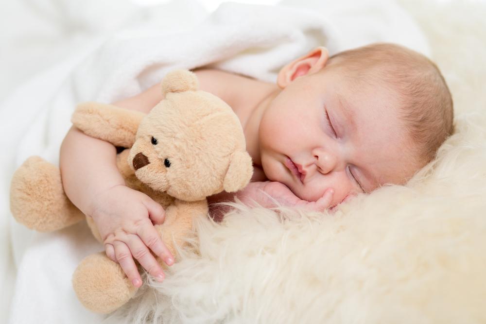 cozy vibe baby sleep