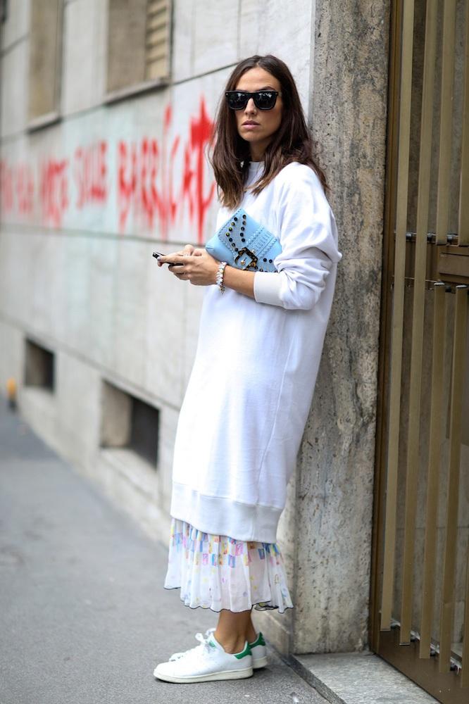 cozy vibe fashion tips white look