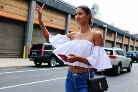 cozy vibe street style crop top