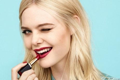 Elle Fanning beauty news cozyvibe