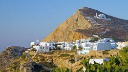cozy vibe travel folegandros