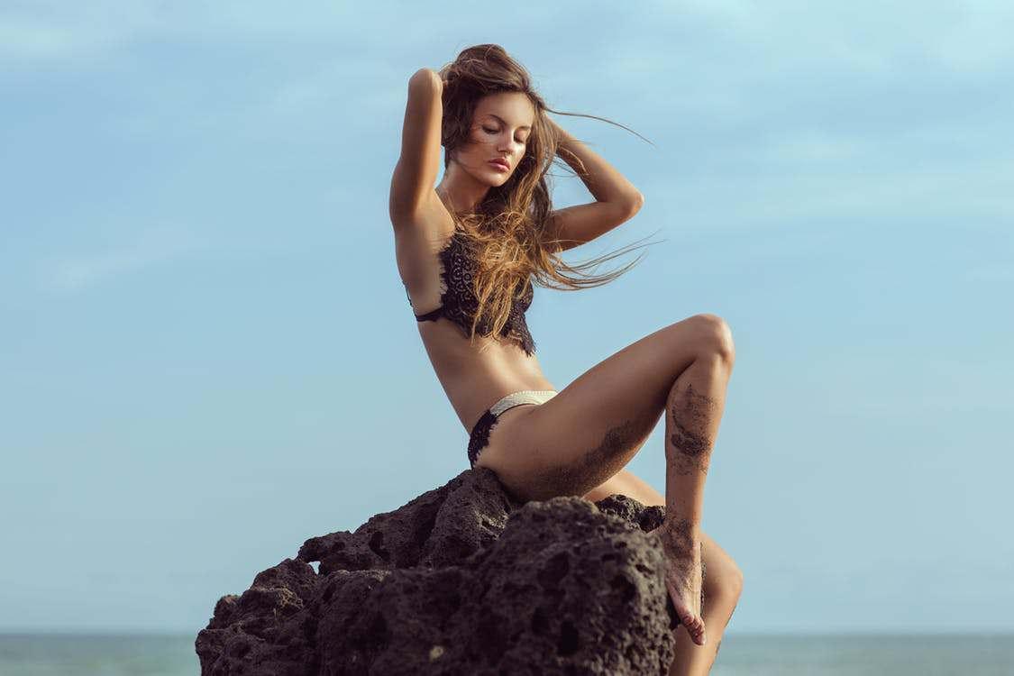 cozy vibe beauty body