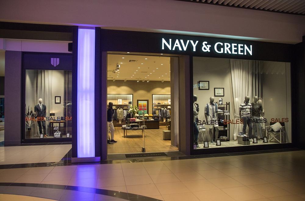cozy vibe men fashion navy green