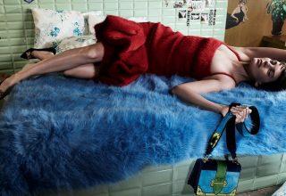 Prada cozyvibe fashion news