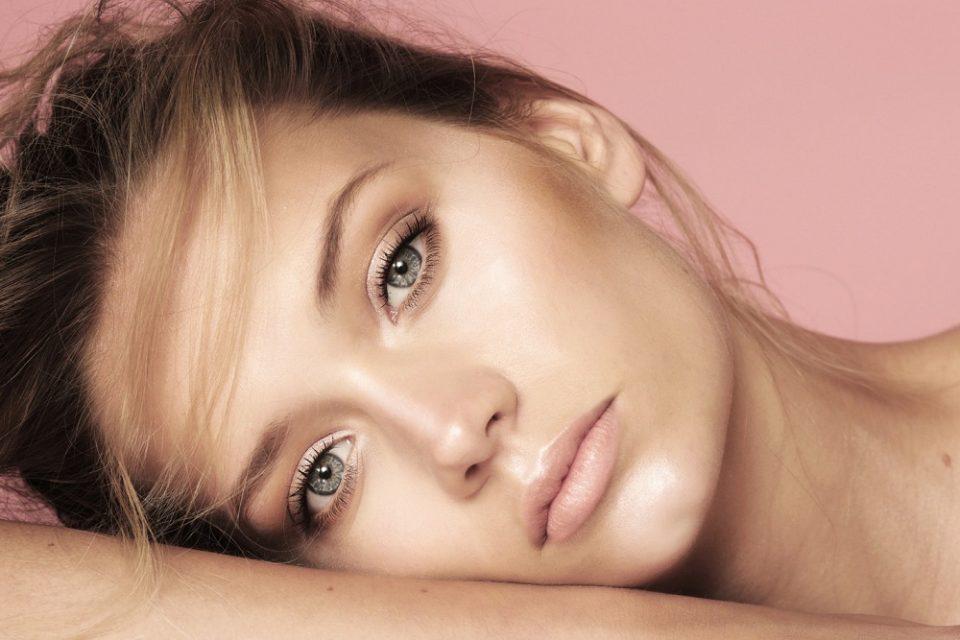cozy vibe beauty face pores