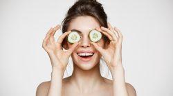 cozy vibe beauty face oily skin
