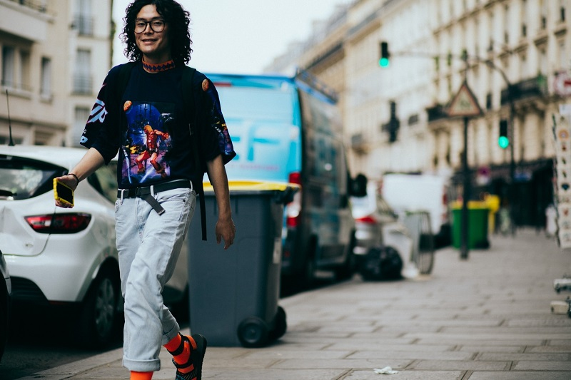 paris fashion week street style cozyvibe