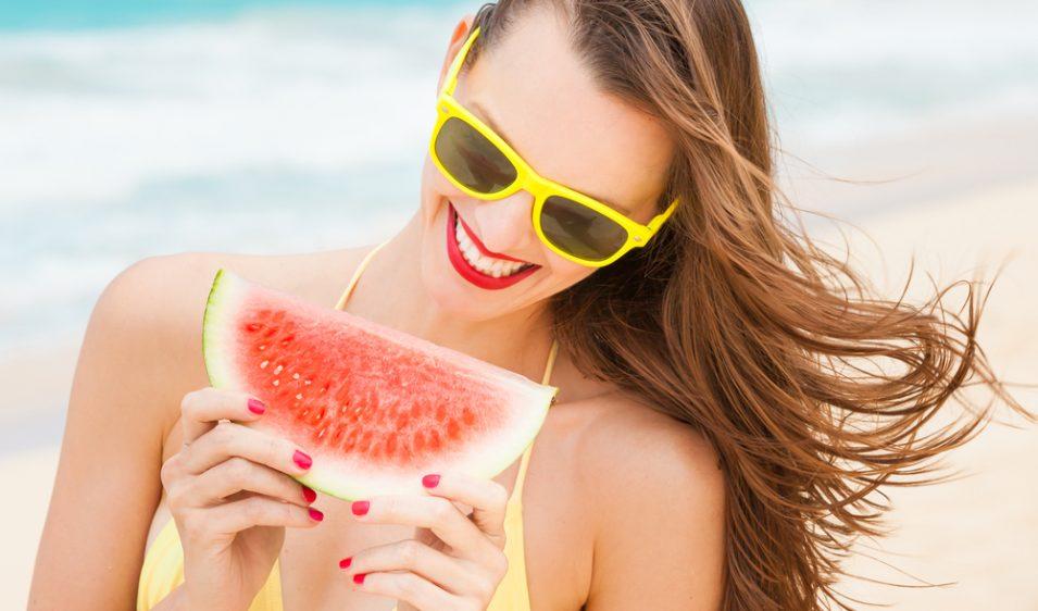 cozy vibe nutrition watermelon