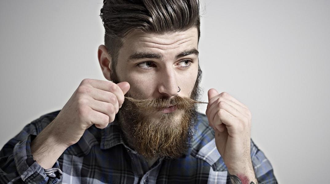cozy vibe men grooming beard