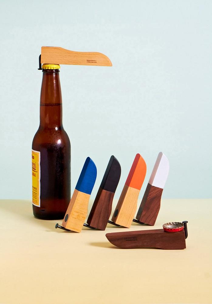 cozy vibe men beer opener