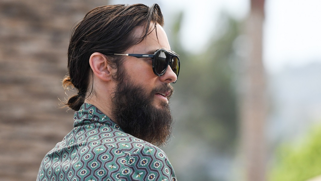 cozy vibe men street style jared leto