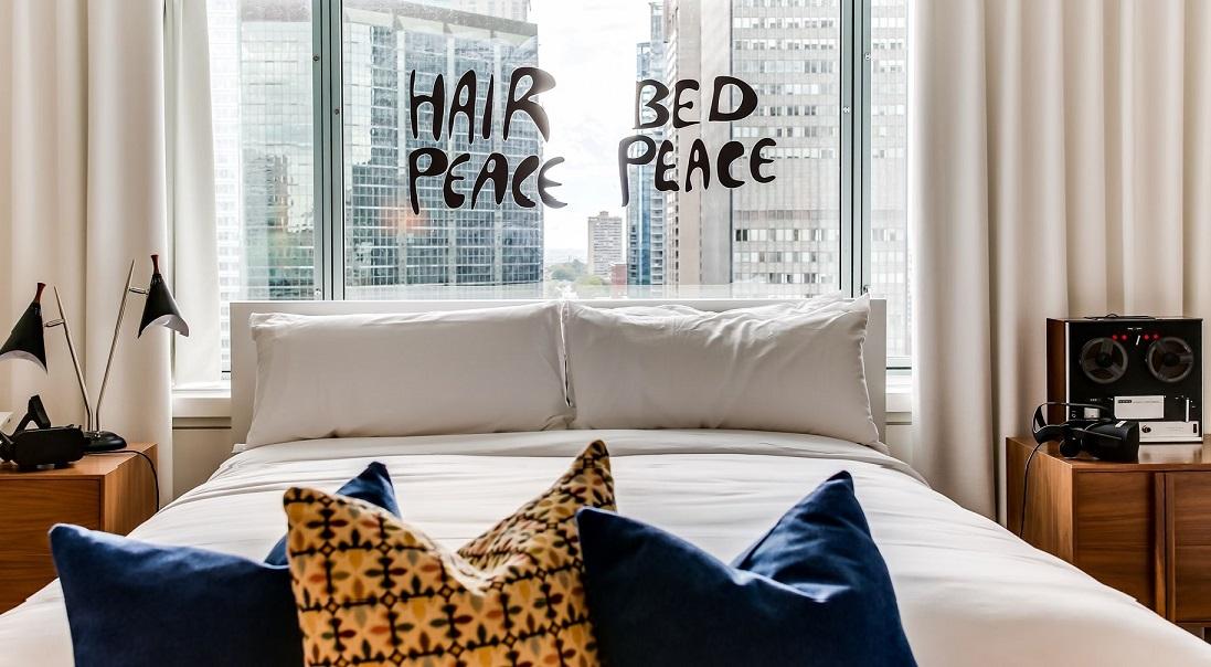 cozy vibe decoration dedicated suite