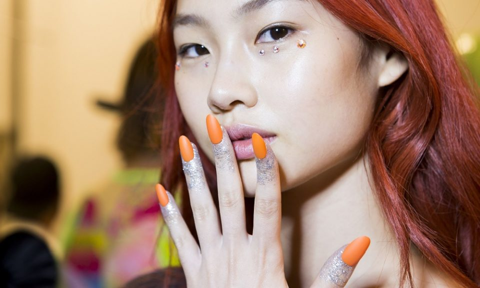 cozy vibe beauty nail trends spring