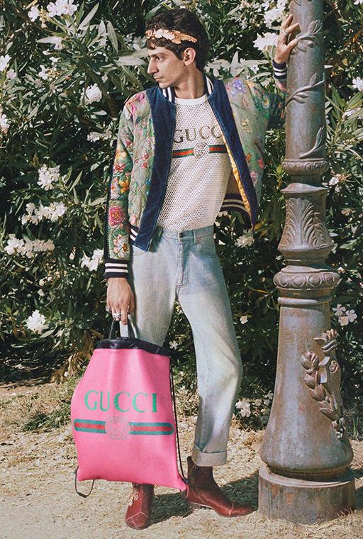 cozy vibe fashion news gucci