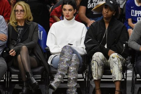cozy vibe fashion celebrity kendall boots