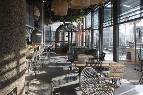 cozy vibe design urban soul project award
