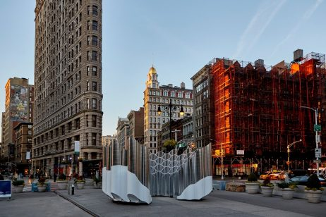 cozy vibe architecture flatiron