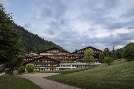 cozy vibe architecture gstaad