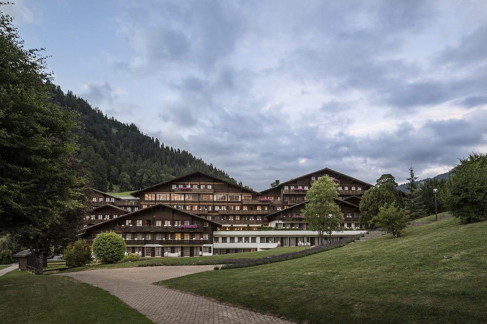 cozy vibe architecture gstaad