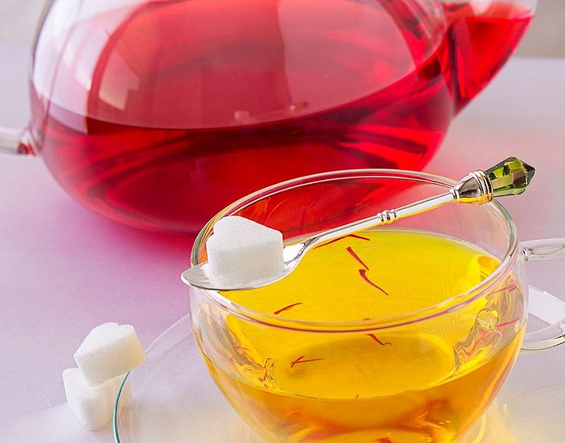 Ρόφημα με κρόκο Κοζάνης: υγιεινό και γευστικό