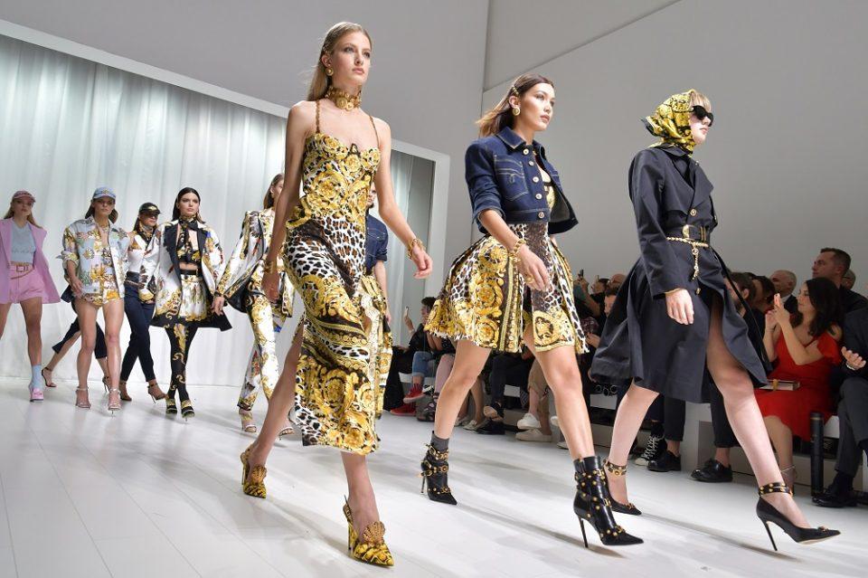 cozy vibe fashion news versace