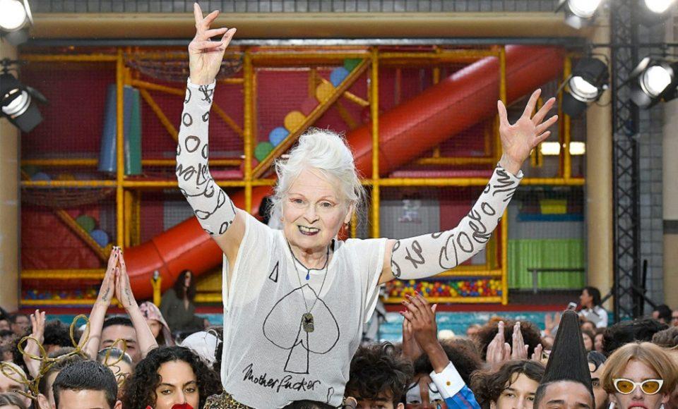 cozy vibe fashion news Vivienne Westwood