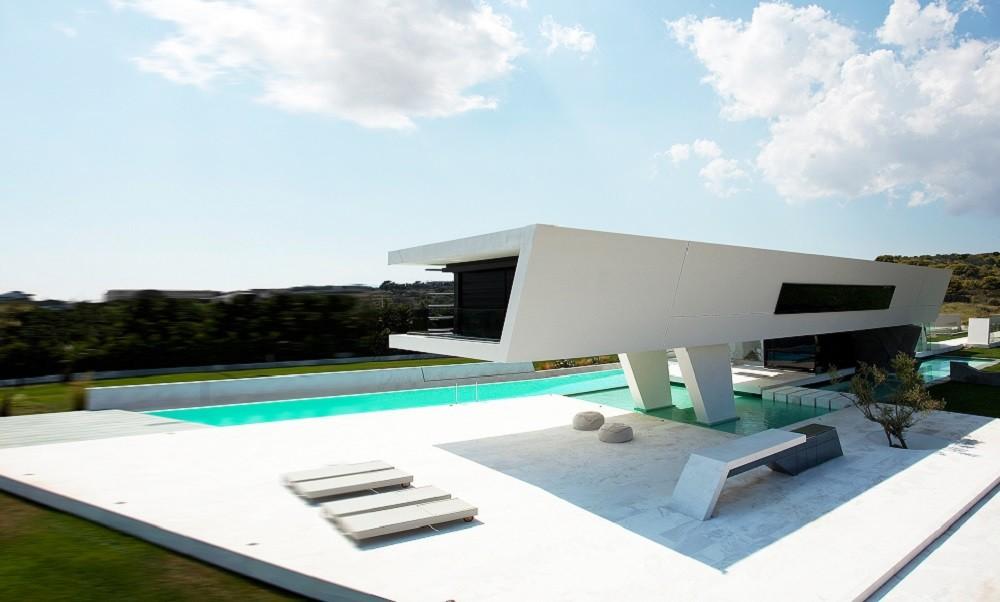 314 Architecture studio: Μαθηματική ακριβεία - CozyVibe