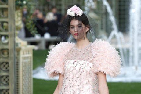 cozy vibe fashion chanel show