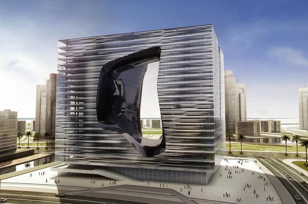 cozy vibe architecture zaha hadid