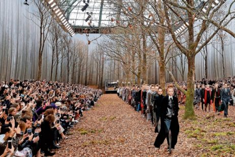 cozyvibe fashion news chanel show