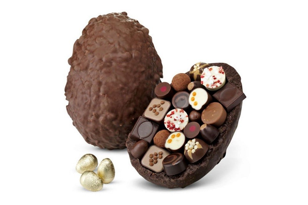 cozyvibe taste easter eggs
