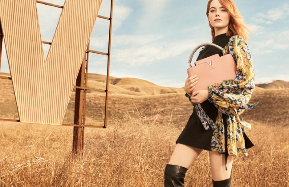 cozyvibe fashion louis vuitton campaign