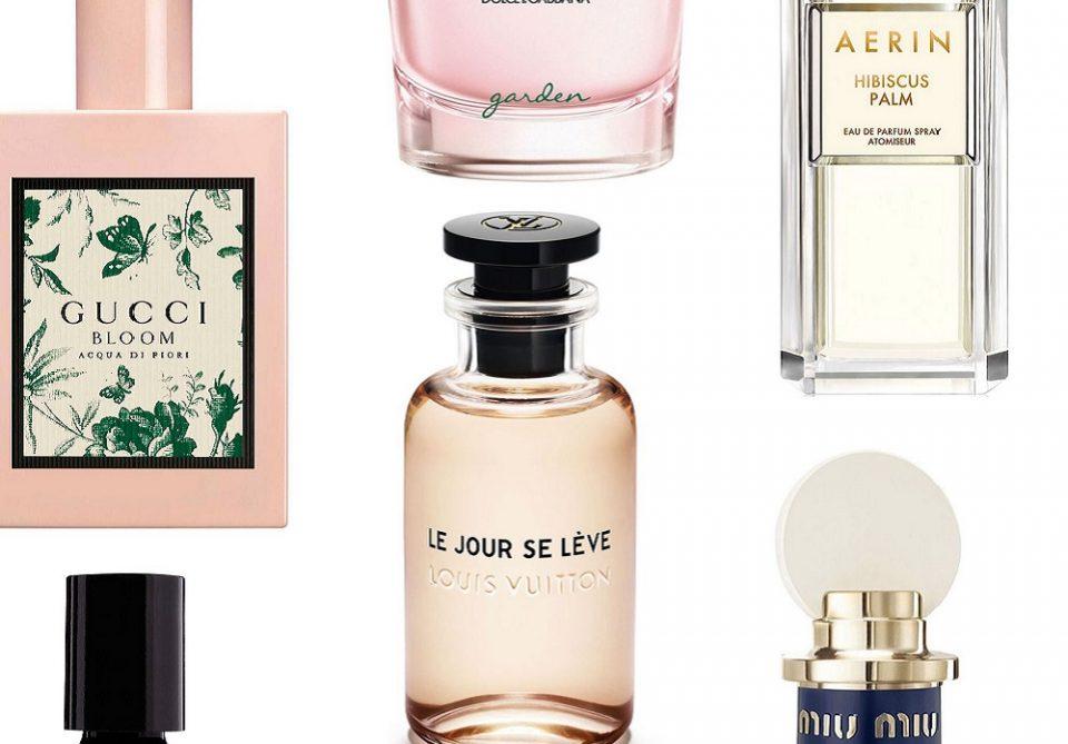cozyvibe spring fragrances