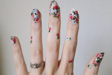 cozyvibe beauty trends spring nails