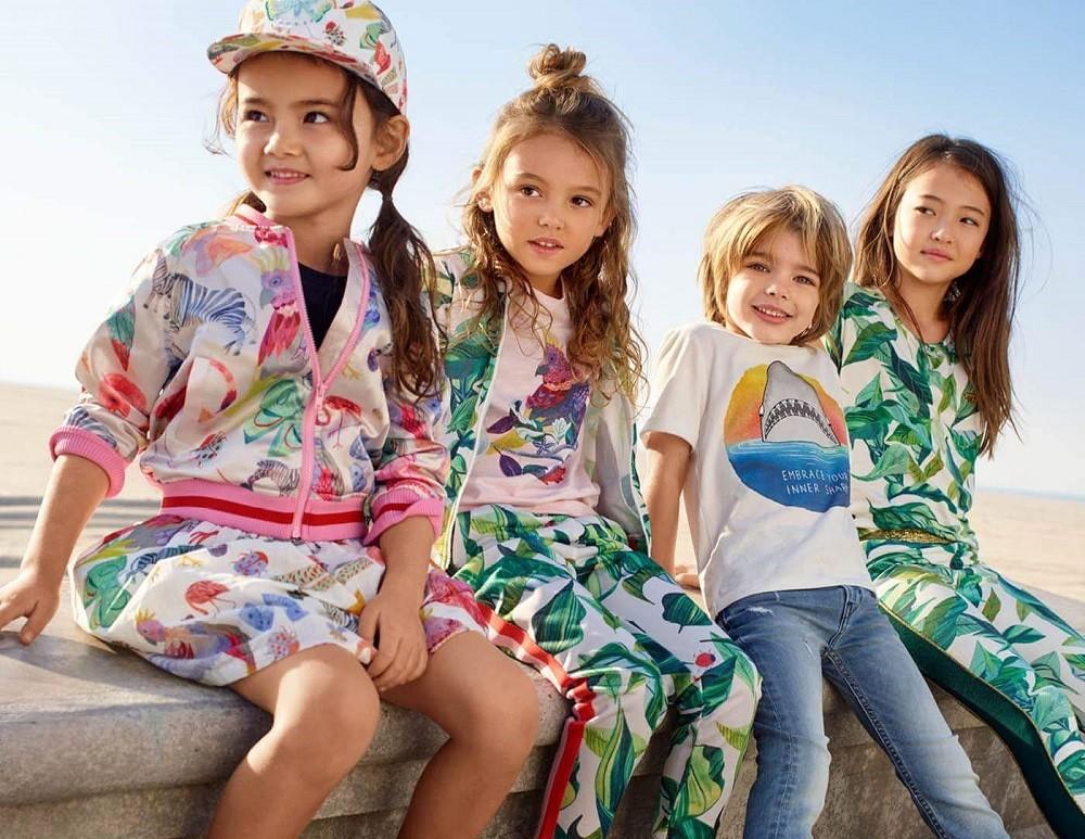 32cc2d72569 Η νέα ανοιξιάτικη συλλογή της H&M για παιδιά - CozyVibe