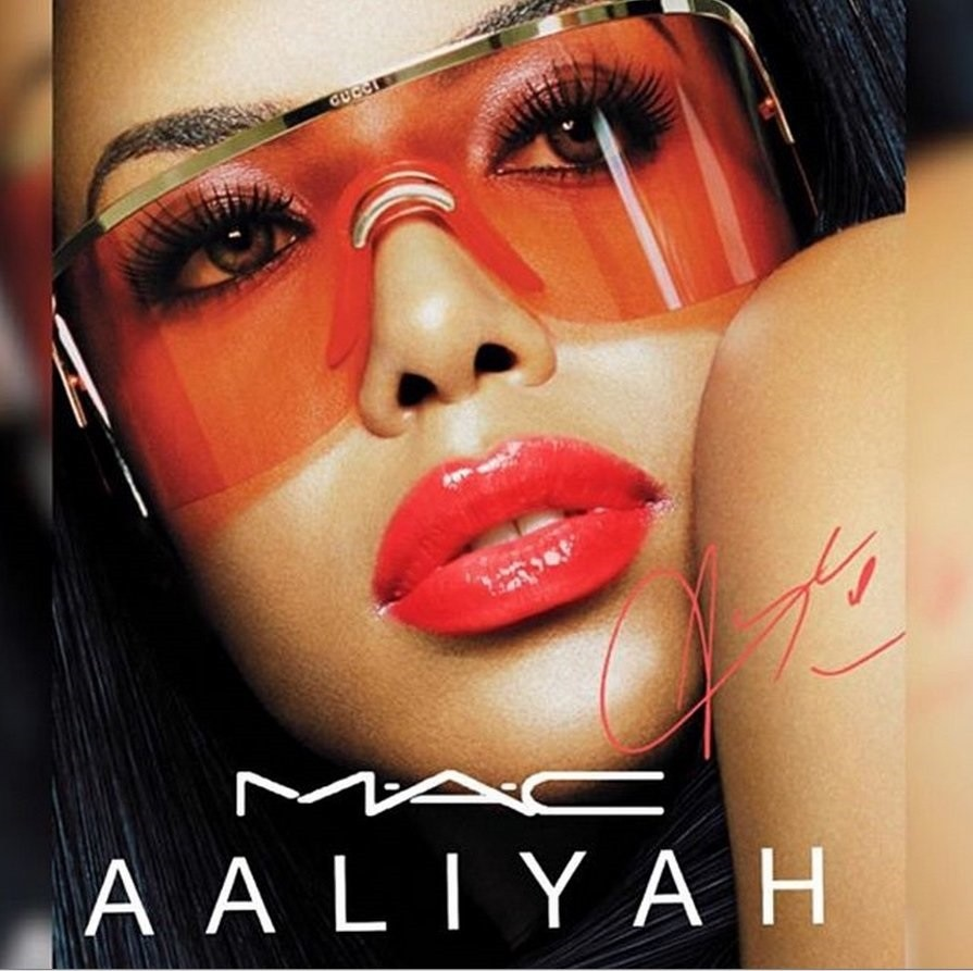 cozyvibe beauty news aaliyah mac