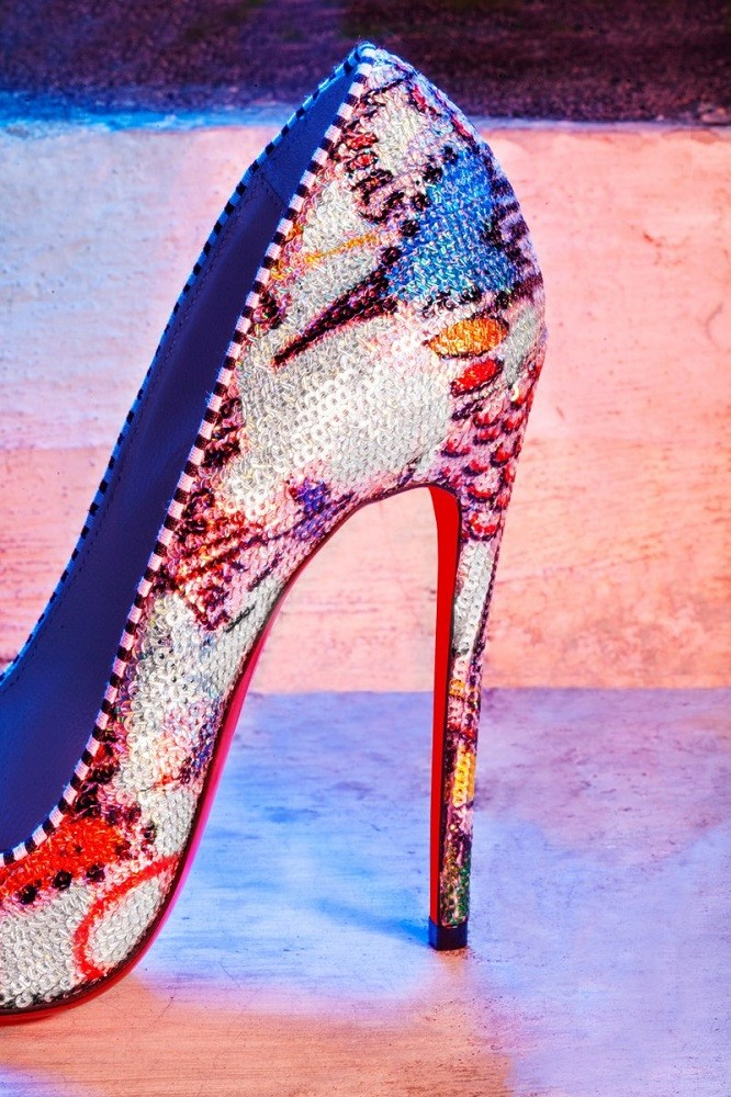 cozyvibe fashion news louboutin collection