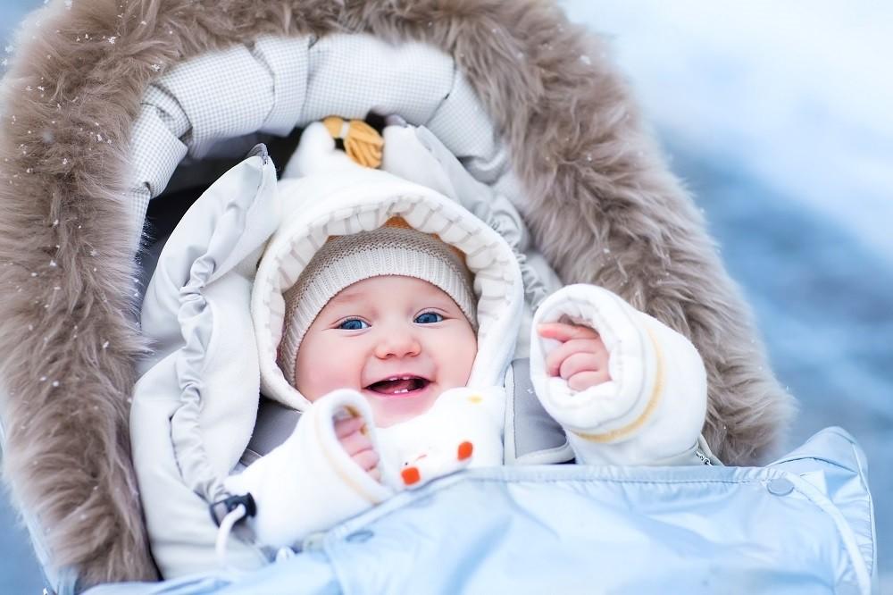 Winter tips για τον πρώτο χειμώνα του μωρού