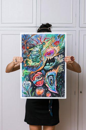 Αθηνά Παππά: Μία δυναμική γυναικεία ματιά στον χώρο της τέχνης!