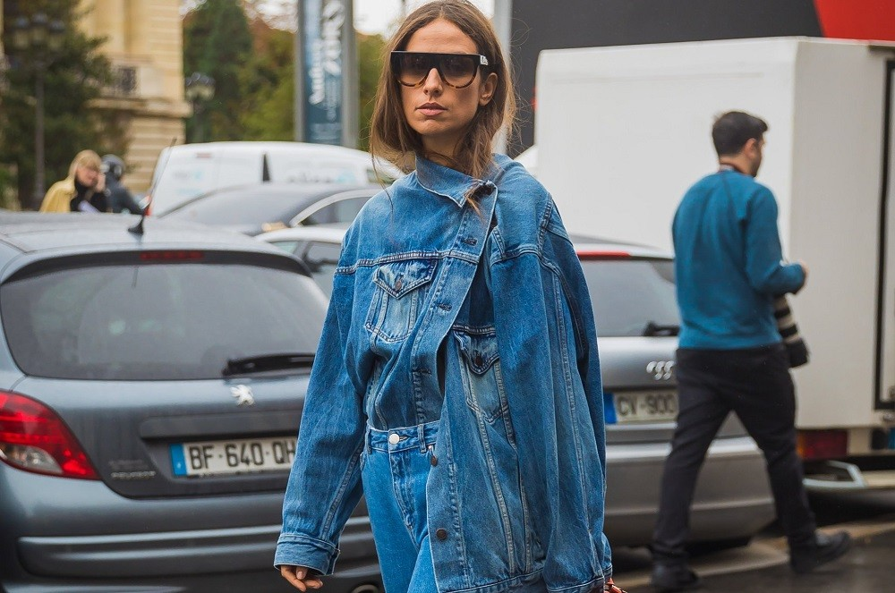 Dos και Don'ts: denim to denim look
