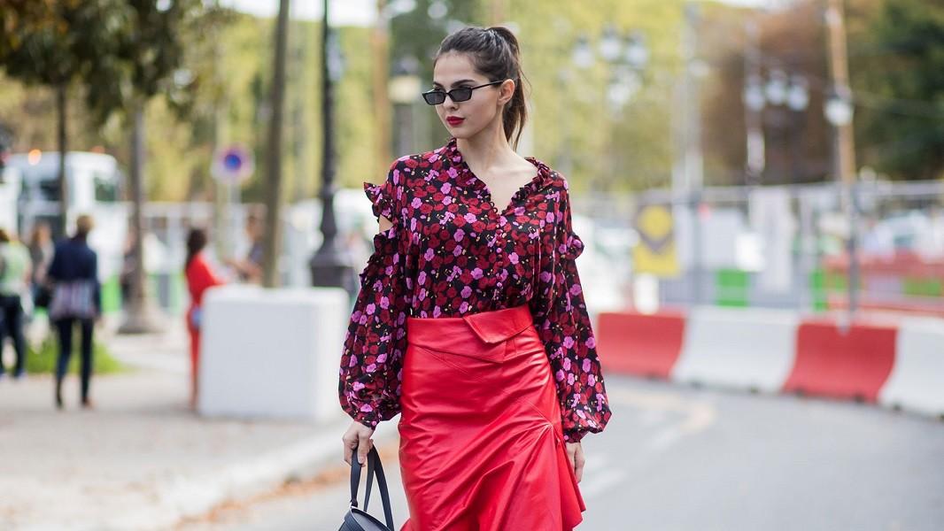 Φορέστε τo floral όπως μία fashionista!