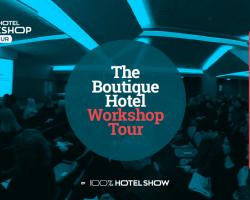The Boutique Hotel Workshop Tour 2019  Ταξίδι στην αρχιτεκτονική! 6ca59d63627