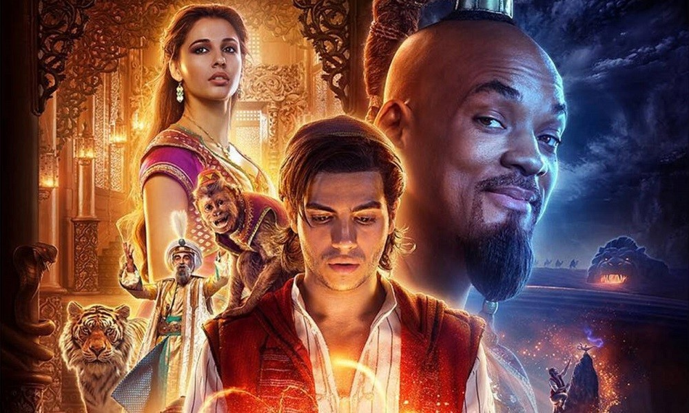 Ο Aladdin ξαναζωντανεύει στη μεγάλη οθόνη