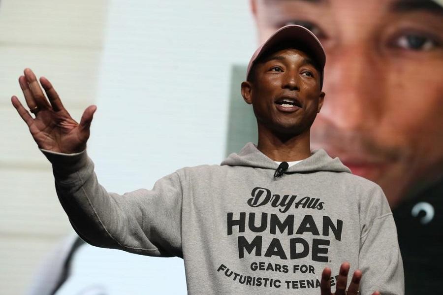 O Pharrell Williams συνεργάζεται με τη Chanel για μία ξεχωριστή συλλογή