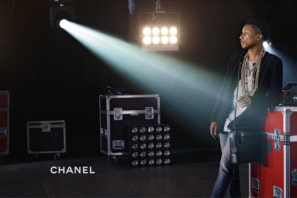 Τελευταία νέα από τη Chanel Pharrell collection