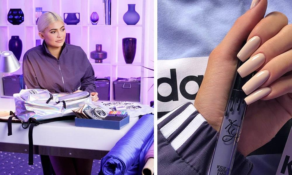 Το νέο Shady Lip Kit της Kylie Jenner με την Adidas
