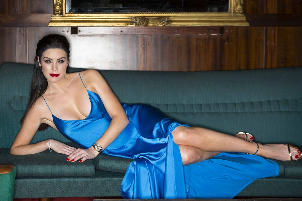 Η Suzanne Jackson για μία μοντέρνα, fashion συλλογή!