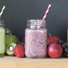 Healthy smoothies για το hangover